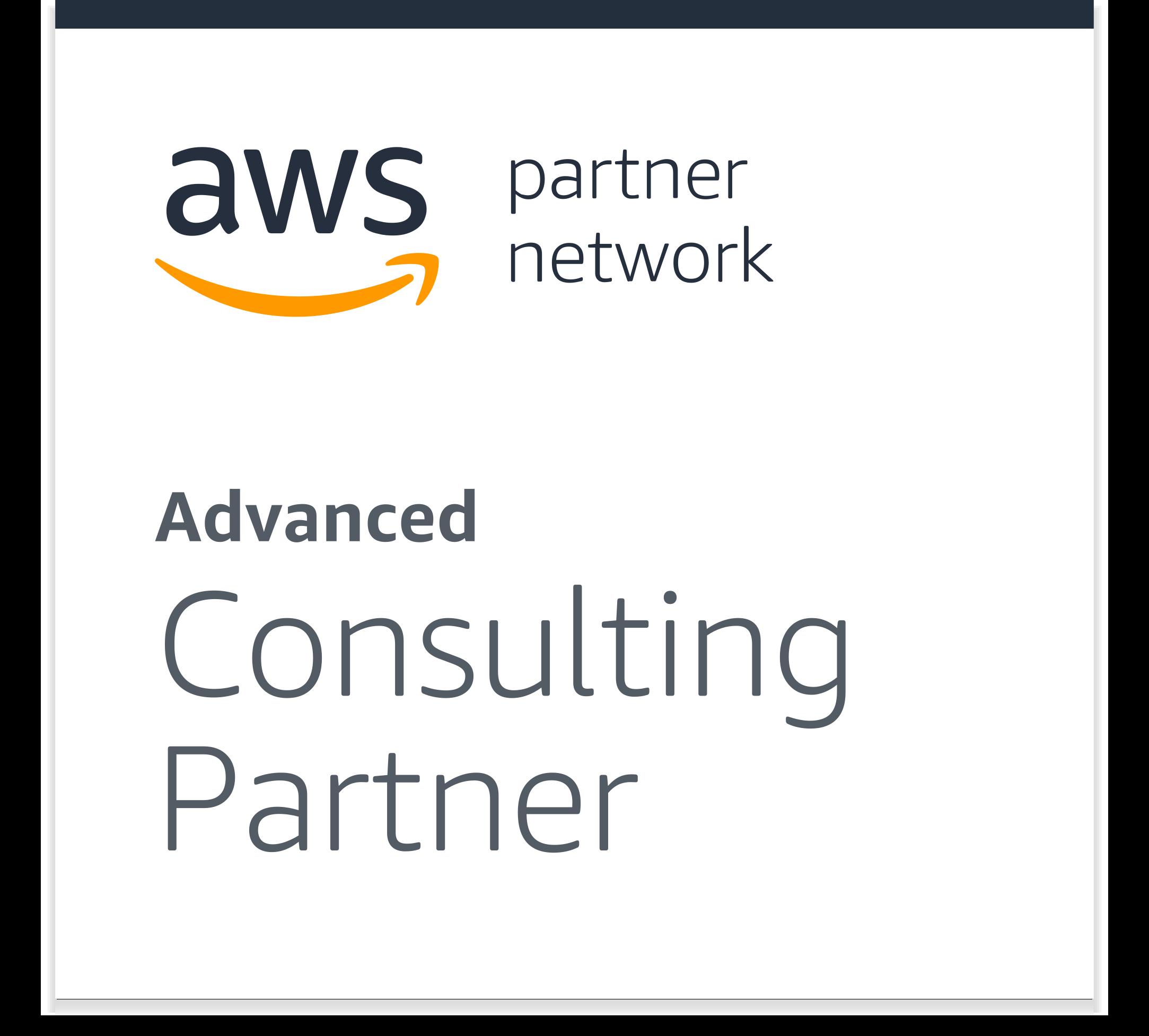 株式会社MMMはAWS APN アドバンスドコンサルティングパートナーに認定されました