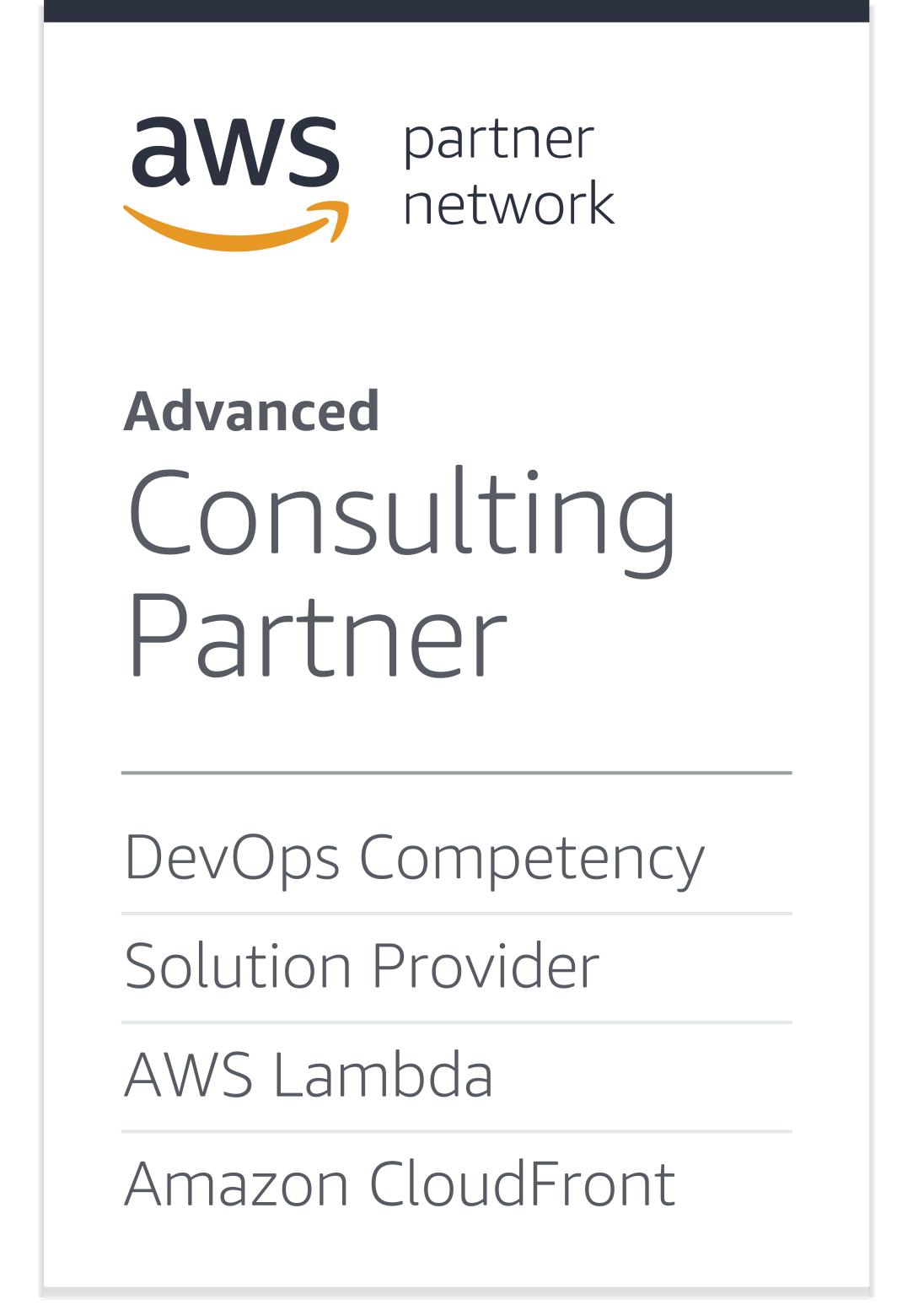 株式会社MMMは『AWS DevOps コンピテンシー』認定を取得しました