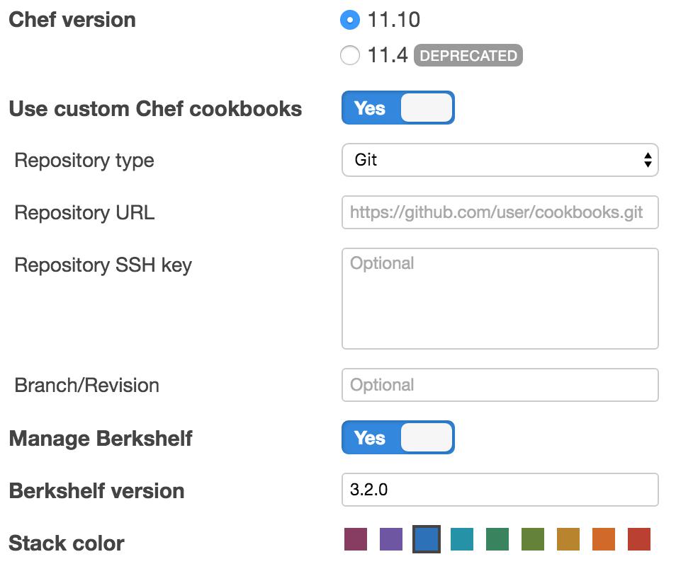 Chef12に対応したAWS OpsWorksにRailsアプリをデプロイする①