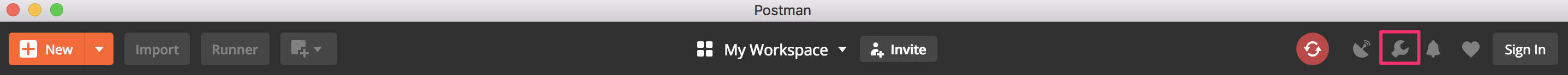 Postmanを使ってProxy経由でAPIにアクセスする方法