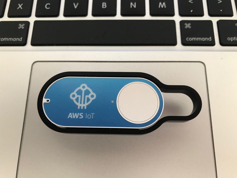 AWS IoTボタンでWebアプリの監視一時停止〜本番デプロイ〜監視再開ができるようにした