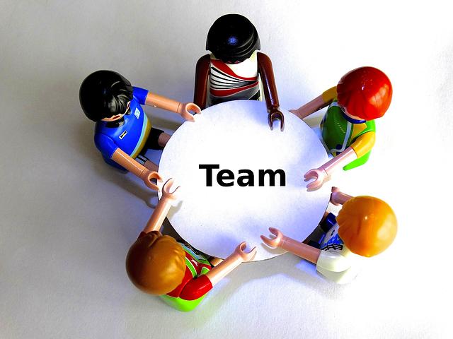 チーム開発に必要な HRT